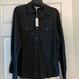 James Perse Button Up Shirt